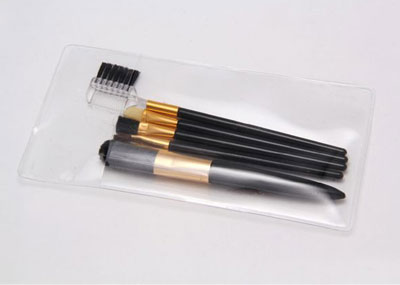 (Art. CLM2186SP) Set de Brochas Negra