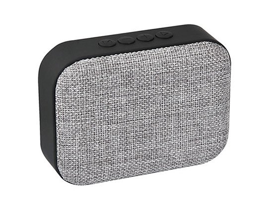 (Art. CLM0320) Fabric bluetooth speaker