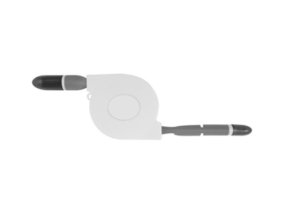 (Art. EC707) Cable retractil