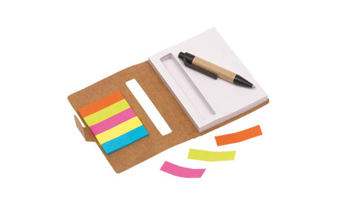 (Art. T289) Mini Notebook Memo